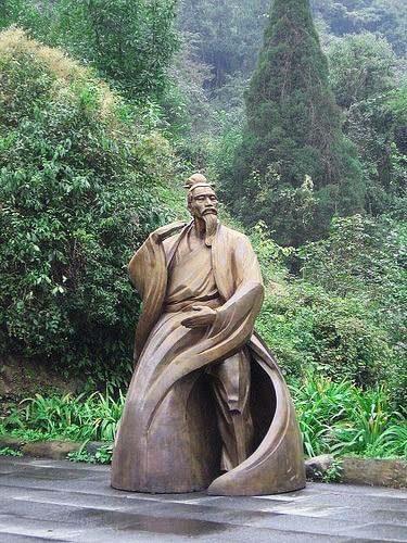 Chang San-Feng heeft een systeem ontwikkeld waaraan de term Dim Mak gegeven is.